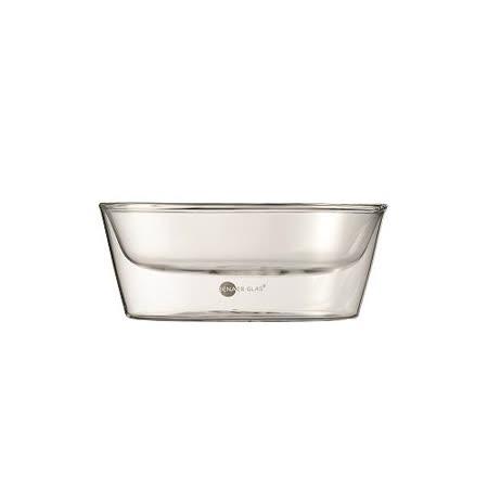 JENAER GLAS 冰熱兩用雙層碗2入 hot'n cool 340ml