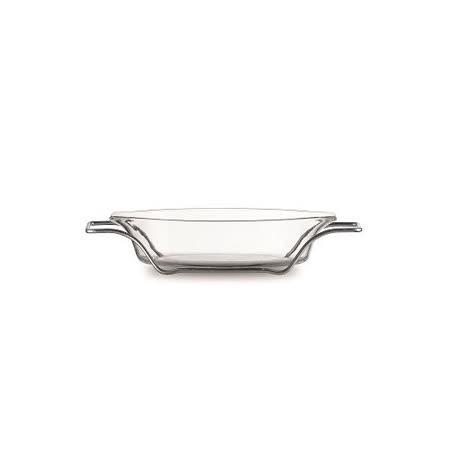 JENAER GLAS 烹調深皿含托架1入 Casserole No.2+