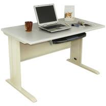 HAPPYHOME DIY4尺CD灰色辦公桌Y94-6