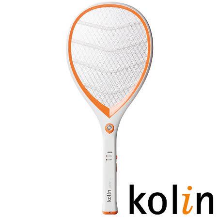 KOLIN歌林 充電式捕蚊拍 KEM-WD01