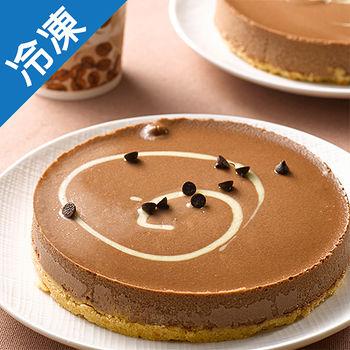 6吋巧克力重乳酪蛋糕2盒(900g+-5%)