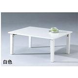 【空間生活】收納折疊和室桌(白)
