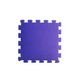 【新生活家】EVA抗菌地墊32x32x1cm - 夢幻紫/30入