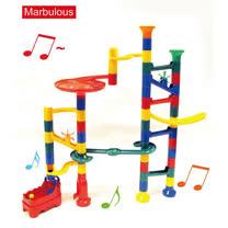 諾貝兒 滑水道滾珠遊戲音樂組 益智玩具