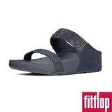 FitFlop™- (女款)FLARE™ SLIDE -海軍藍