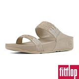 FitFlop™- (女款)FLARE™ SLIDE -卵石白