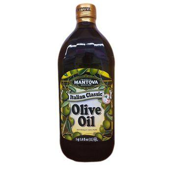 MANTOVA義大利進口橄欖油1L