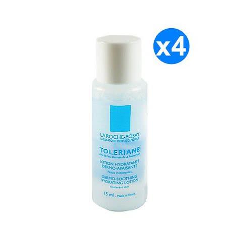 理膚寶水 多容安舒緩保濕化妝水 15ml*4