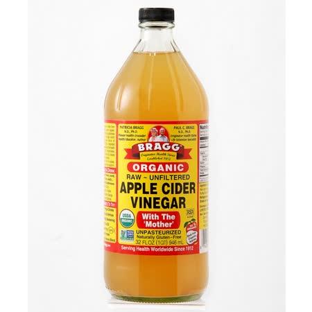 [統一生機]Bragg有機蘋果醋(946毫升/瓶)
