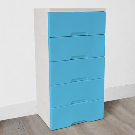 【收納再升級】簡約北歐五層收納櫃