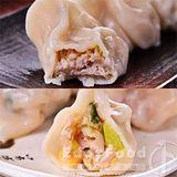 《就愛醬拌》鬼頭刀魚肉水餃4包(30粒/包)