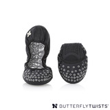 BUTTERFLY TWISTS -TAYLOR 可折疊扭轉芭蕾舞鞋-月光白