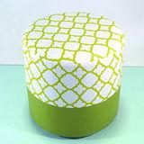 Bernice - 綠蔭帆布圓凳