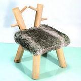 Bernice - 原始人靠背凳