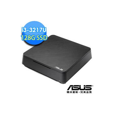 ASUS華碩 VIVO PC VM60【無系統】Intel i3-3217U雙核 SSD 迷你電腦(VM60-17U5R0A)★限時送USB鍵盤+無線滑鼠(數量有限,送完為止)