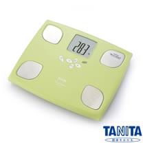 日本TANITA 十合一女性減重模式體組成計 BC750-蘋果綠
