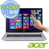 Acer S3-392G 13.3吋 i5-4200U 雙核獨顯 Ultrabook 輕薄筆電–送防震袋+電腦清潔刷