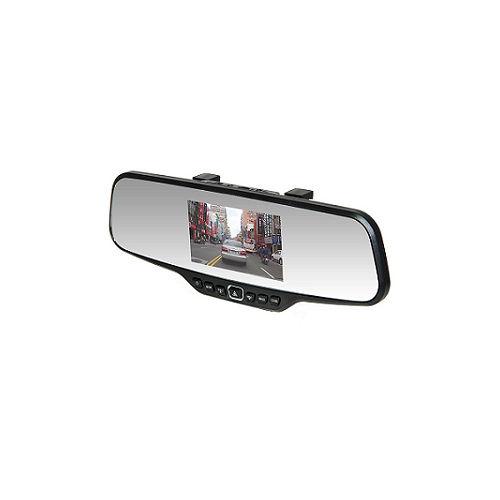 發現者 利凌X6+ Plus 後視鏡高畫質1080P行車記錄器 (送8G Class10記憶卡)