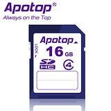 APOTOP 16GB SDHC Class4記憶卡-5入組