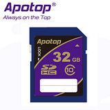 APOTOP 32GB SDHC Class10記憶卡-5入組