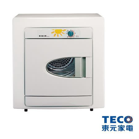TECO東元 6公斤抗菌靜音乾衣機(QD6561NA)