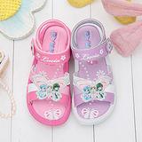 【童鞋城堡】真珠美人魚蝴蝶結女童涼鞋PI3816