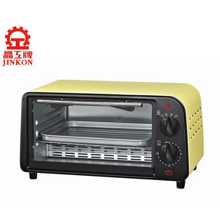 【私心大推】gohappy 購物網【晶工 】9公升鵝黃色烤漆電烤箱 JK-609好用嗎美麗 華 愛 買
