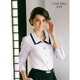 艾之田LOVE FIELD-都會典雅條紋襯衫