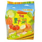 厚毅7種野菜脆棒餅192g/包