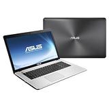 ASUS X750JB 17.3吋 i7-4700HQ GT740 2G獨顯 WIN8大螢幕繪圖電玩機-贈羅微軟舒適鼠+威力導演12+卡巴斯基防毒+筆電四寶+電腦鎖