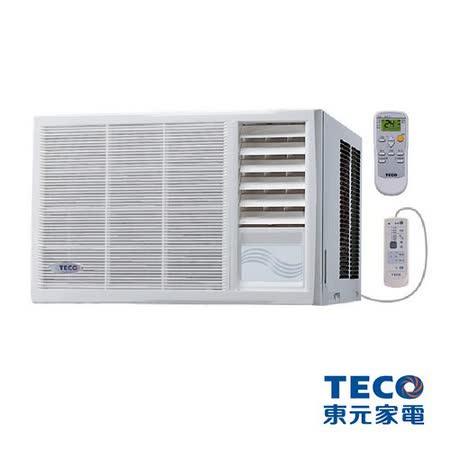 TECO 東元 7-9坪R410高效能右吹式窗型冷氣 MW40FR1