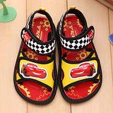 【童鞋城堡】Cars閃電麥坤男童涼鞋54013805