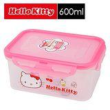 任選__樂扣樂扣HELLO KITTY微波保鮮盒-600ML(HPL811-KT)