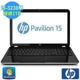HP 15-e023tx i5-3230/win8 15.6吋獨顯2G筆電