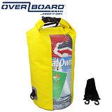 OverBoard 防水運動筒型背包20L(透明視窗款)防水等級Class3