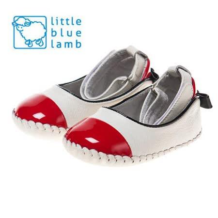 【littlebluelamb】真皮防滑學步鞋LI152(5號)