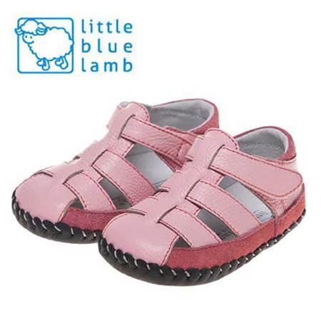 【littlebluelamb】真皮防滑學步鞋LI163(5號)