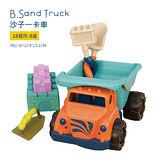 【美國B.Toys感統玩具】沙子一卡車