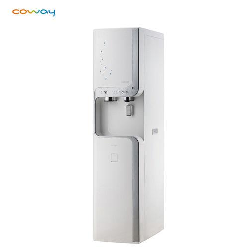 Coway 濾淨智控飲水機 冰溫熱製冰直立型 CHPI-08BL ★限量送Bodum Pebo虹吸式咖啡壺