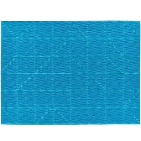 《ZONE》棋盤餐墊(藍)