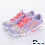 SKECHERS(女)GOrun 3系列 慢跑鞋-13928LAV