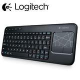 Logitech羅技 K400r  無線觸控板鍵盤