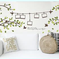 時尚壁貼 -  回憶之樹