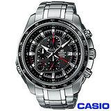 【CASIO卡西歐】EDIFICE金屬系列 舞動極速賽車錶 EF-545D-1A