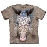 『摩達客』(預購)美國進口【The Mountain】自然純棉系列 犰狳 T恤
