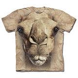 『摩達客』(預購)美國進口【The Mountain】自然純棉系列 駱駝臉 T恤