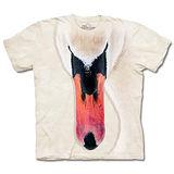 『摩達客』(預購)美國進口【The Mountain】自然純棉系列 天鵝臉 T恤