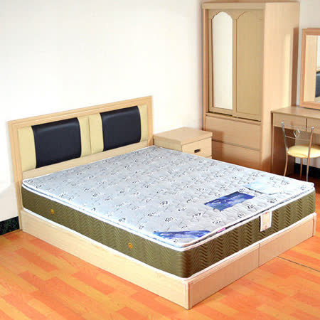 HAPPYHOME 絲黛特側邊3D透氣3尺單人獨立筒床墊