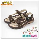 【G.P】時尚精美高雅女涼鞋~G9179W-30(咖啡色)共二色