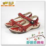 【G.P】時尚精美高雅女涼鞋~G9179W-43(酒紅色)共二色